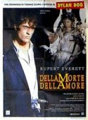 Dellamorte Dellamore movie poster