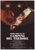 Il Camping del Terrore movie poster