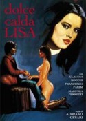 Dolce calda Lisa movie poster
